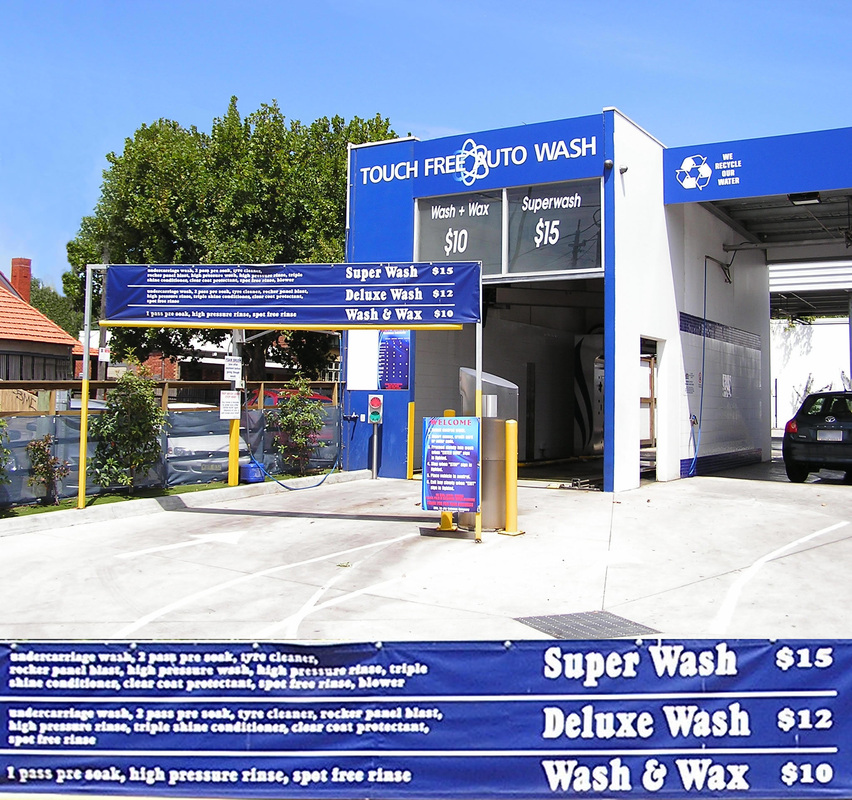 St Kilda Car Wash - Home